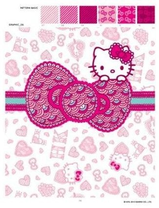 Мешок для обуви ACTION! HELLO KITTY, разм 34х43 см Action!