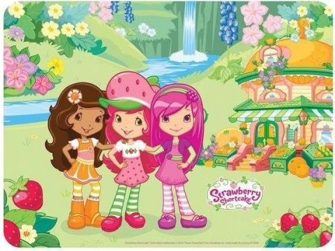 ���������� ����������� �������� ��� ����� ACTION! STRAWBERRY SHORTCAKE, �3 Action!