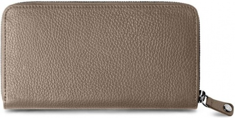 Кошелек женский Caran d`Ache Leman Leather, Beige