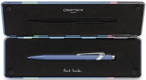 Шариковая ручка Caran d`Ache Office 849 Paul Smith, Mauve