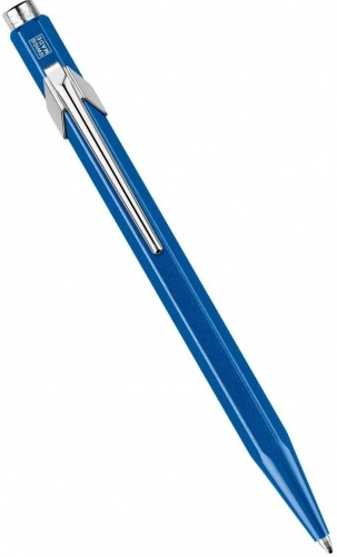 Шариковая ручка Caran d`Ache Office 849 Popline, Blue