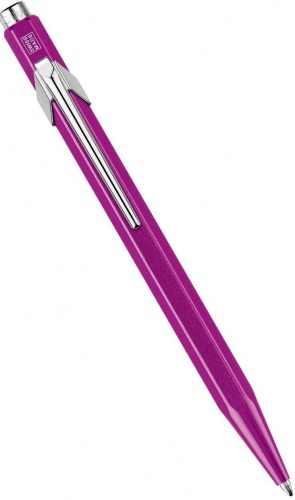 Шариковая ручка Caran d`Ache Office 849 Popline, Purple