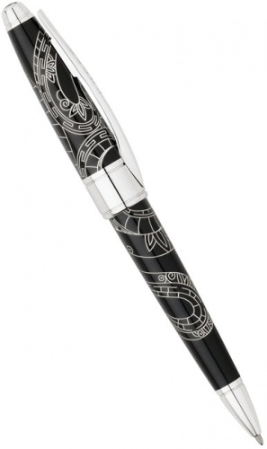 Ручка шариковая Cross Apogee Special Edition Year of the Snake 2013, China Black Lacquer CT
