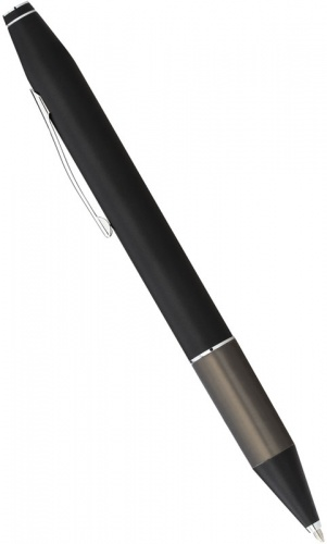 Ручка шариковая Cross Easy Writer, Black Chrome