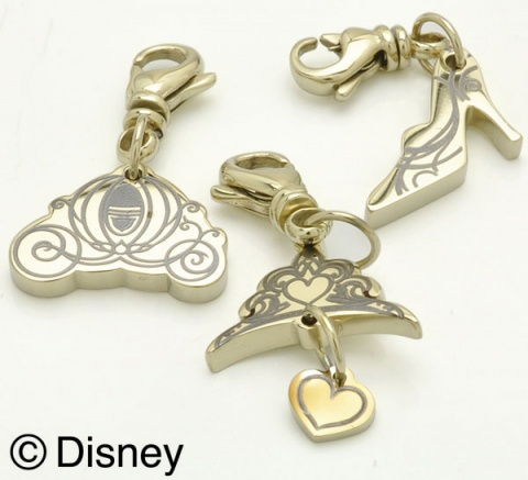 Шариковая ручка Cross Sentiment Cinderella Special Edition Disney, Pearlescent Ivory / Gold