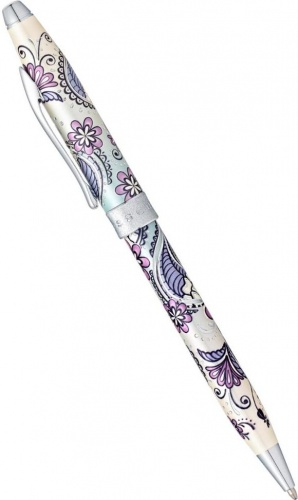 Шариковая ручка Cross Century II Botanica, Purple CT