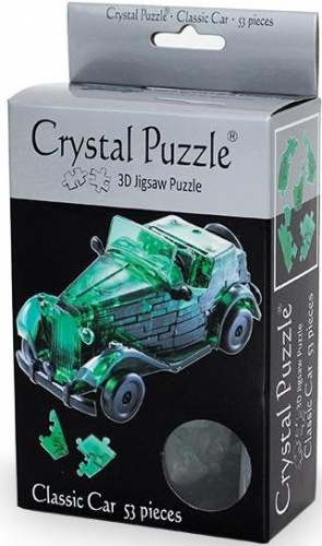 3D ����������� ���������� ������� Crystal Puzzle