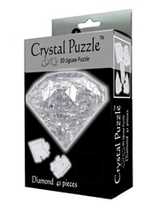 3D головоломка Бриллиант Crystal Puzzle