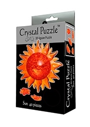 3D головоломка Солнце Crystal Puzzle