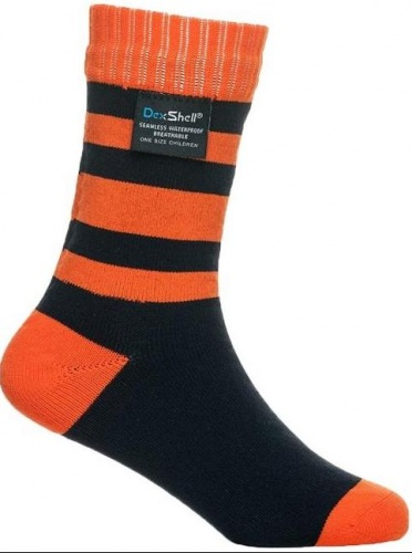 ����� ������� ����������������� Waterproof Children Socks DexShell