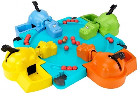 �������� ���������� (Hungry Hippos)