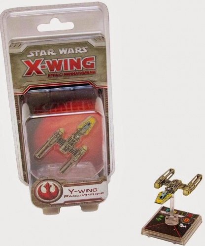 Star Wars. X-Wing. Расширение Y-Wing