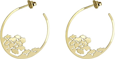 Серьги Fashion Gold Plated 19 Georges Legros