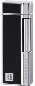 Зажигалка Givenchy Lighter Chrome Black Lacquer