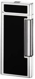 Зажигалка Givenchy Lighter Dia-Slver Black Lacquer