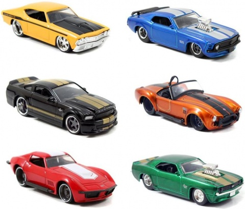 Автомобиль Assortment 1:64 Jada Toys