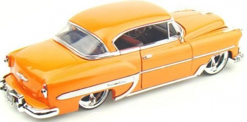 Автомобиль Chevy Bel Air (1953) 1:24 Jada Toys