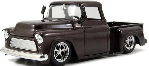 Автомобиль Chevy Step Side Pickup - Cartely Grazia (1955) 1:24 Jada Toys