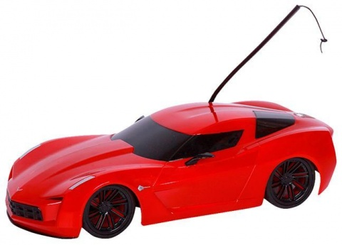 Автомобиль Corvette StingRay Concept (2009) 1:16 Jada Toys