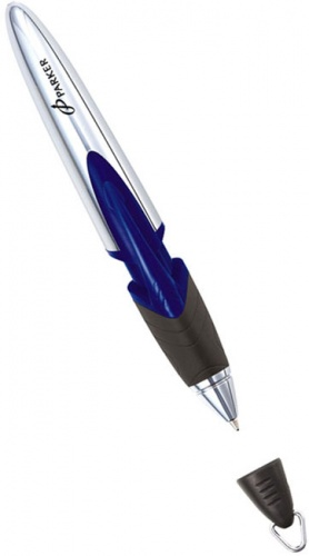 Шариковая ручка Parker Slinger Rubber, Metal Blue