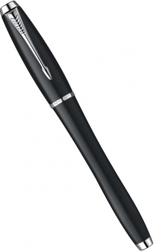 Ручка роллер Parker Urban T200, Muted Black CT