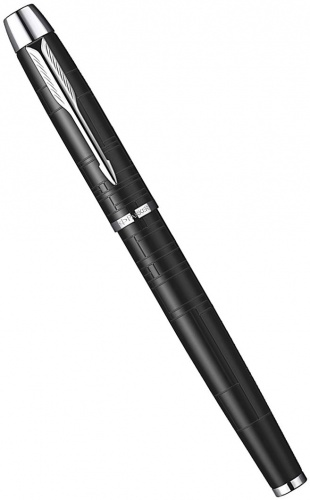 Ручка-роллер Parker IM Premium T222, Matt Black CT