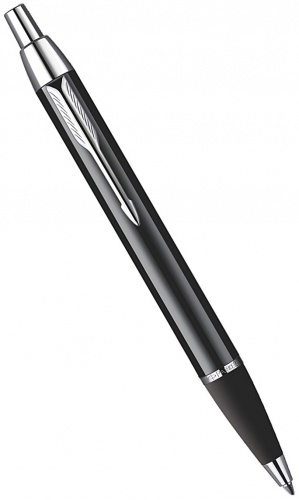 Шариковая ручка Parker IM Metal K221, Deep Black CT