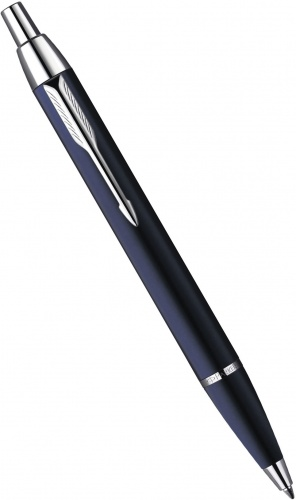Шариковая ручка Parker IM Metal K221, Deep Blue CT
