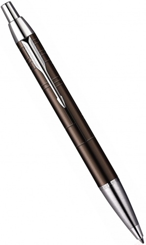 Шариковая ручка Parker IM Premium K222, Metallic Brown