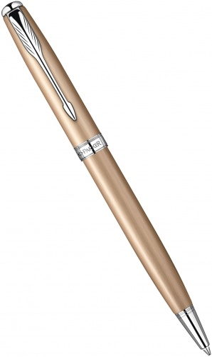 Шариковая ручка Parker Sonnet K540 Feminine Collection, Pink Gold CT