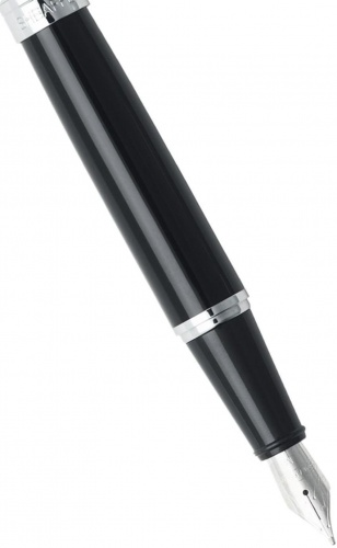 Перьевая ручка Sheaffer 300, Chrome Cap / Black Barrel Chrome CT (Перо F)