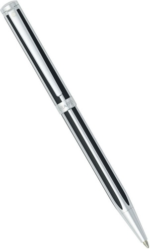 Шариковая ручка Sheaffer Intensity, Silver / Black