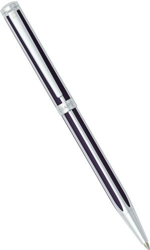 Шариковая ручка Sheaffer Intensity, Silver / Violet