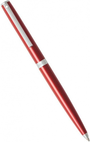 Шариковая ручка Sheaffer Sagaris, Metallik Red CT