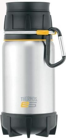 Термос Thermos Element 5 Travel Tumbler, Black / Silver