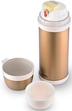 ������ Thermos FDH-1405(MGD), Gold / White