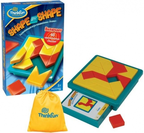 Уголки Shape by shape ThinkFun