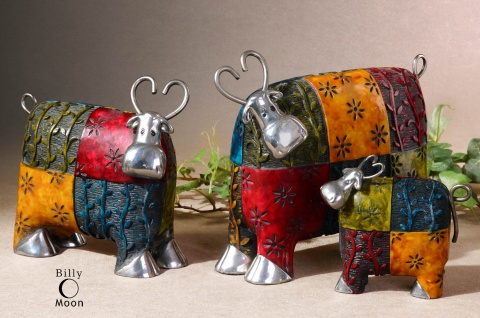 ������������� ������� Colorful Cows Uttermost
