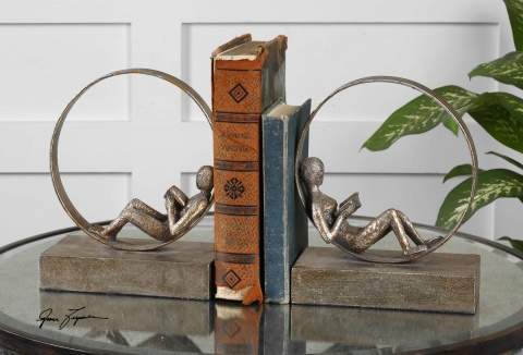 ��������� ��� ���� Lounging Reader Uttermost