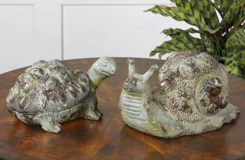 Фигурки Tortoise and Snail Uttermost