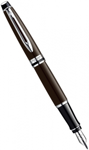 Ручка перьевая Waterman Expert 3 Essential, Deep Brown CT (перо F)
