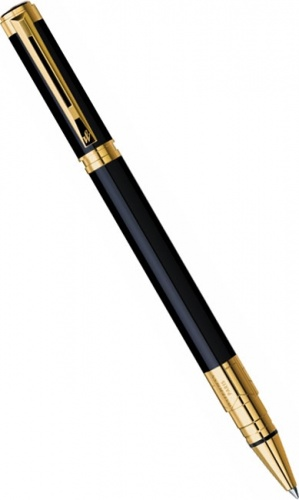 Ручка-роллер Waterman Perspective, Black GT