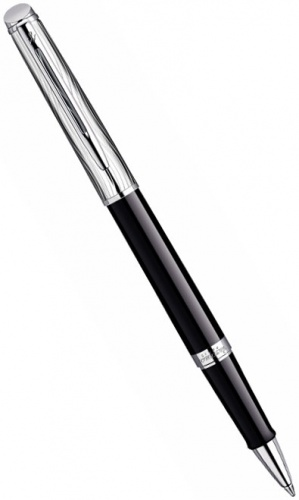 Ручка-роллер Waterman Hemisphere Deluxe, Black CT
