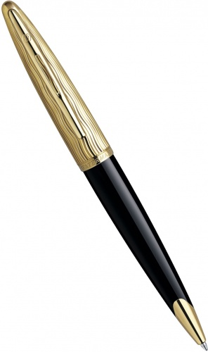 Шариковая ручка Waterman Carene Essential, Black GT