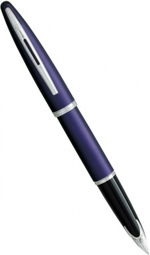 Перьевая ручка Waterman Carene, Royal Violet ST (Перо F)