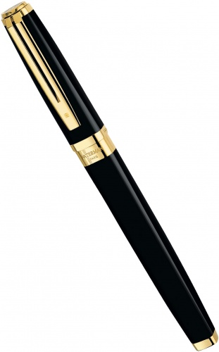 Ручка-роллер Waterman Exception Ideal, Black GT
