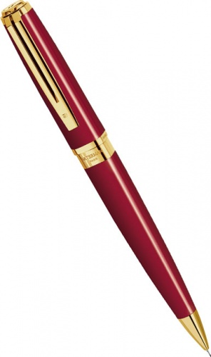 Механический карандаш Waterman Exception Slim, Red Lacquer GT