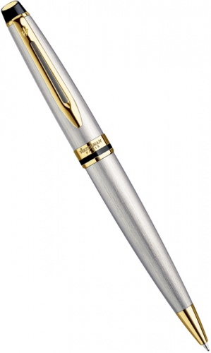 Шариковая ручка Waterman Expert 3 Essential, Stainless Steel GT