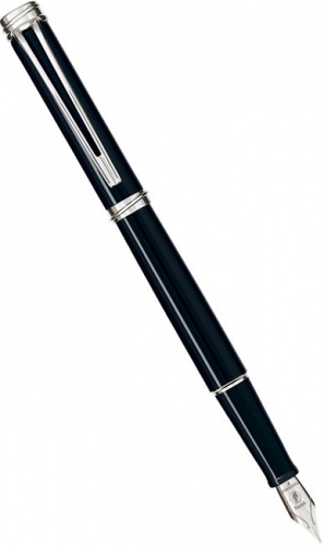 Перьевая ручка Waterman Harmonie, Black CT (Перо F)