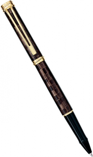 Ручка-роллер Waterman Harmonie, Lounge Brown GT